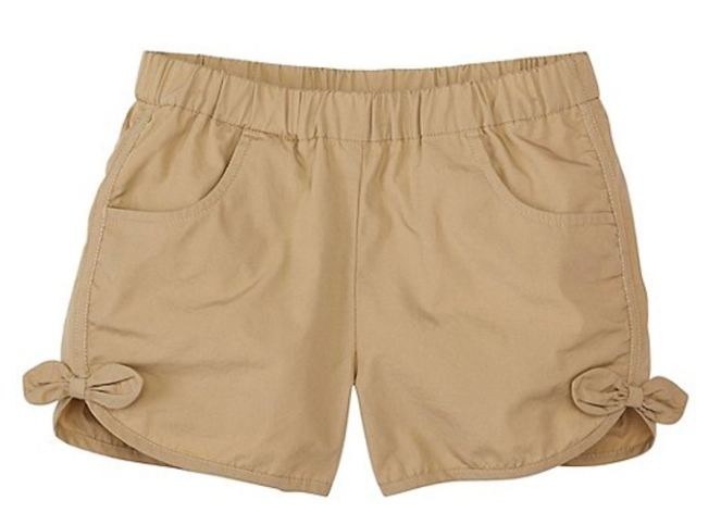 Hanna Andersson End Of Season Sale - Picks Under $20 - Girls Soft Poplin Pocket Shorts