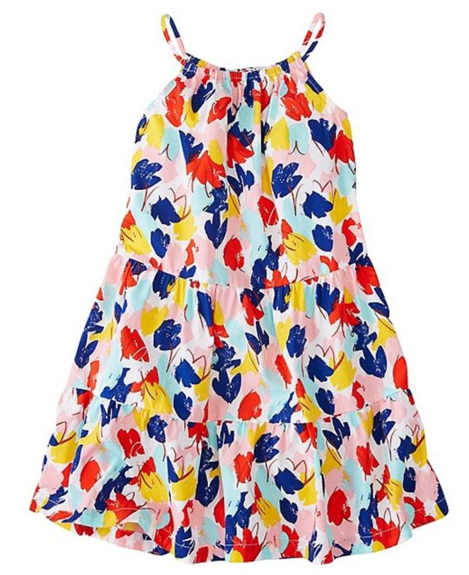 Hanna Andersson End Of Season Sale - Picks Under $20 - Girls Twirl Along Dress