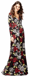 Rachel Pally Caftan Maternity Maxi Dress