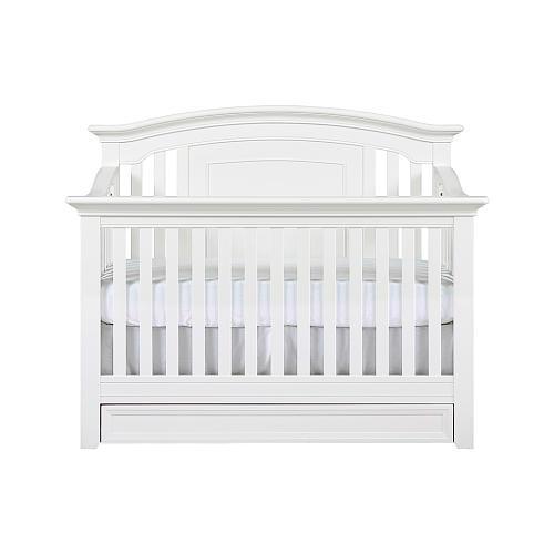 5 White Cribs For Girl Nursery